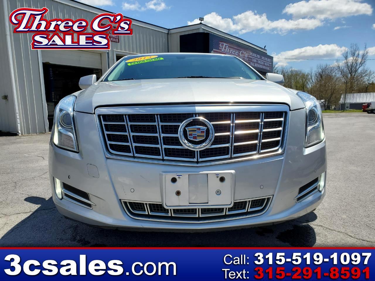 Cadillac XTS Luxury 2013