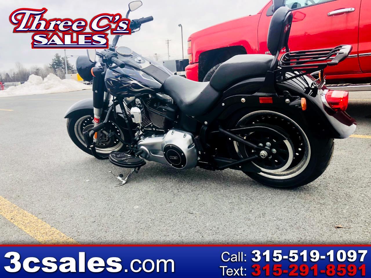 Harley-Davidson FLSTFB  2013