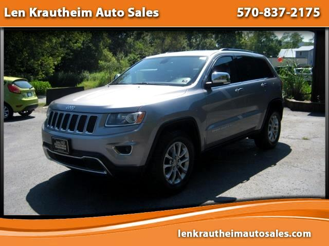 Jeep Grand Cherokee 4dr Limited 4WD 2014