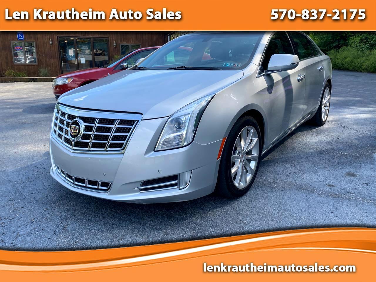 Cadillac XTS Luxury AWD 2015