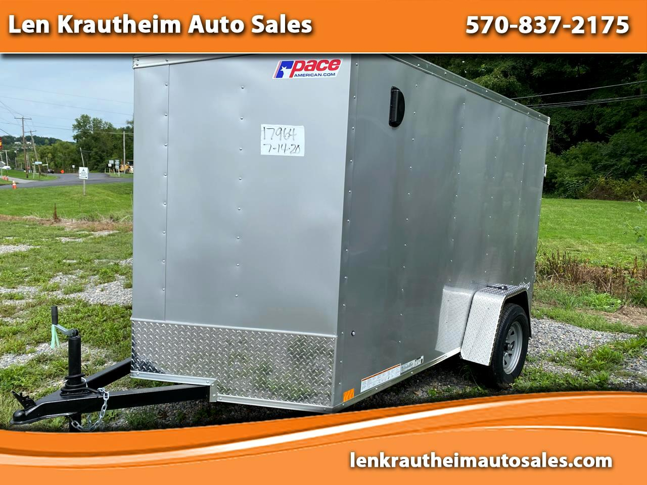 Pace American 6X10  2021