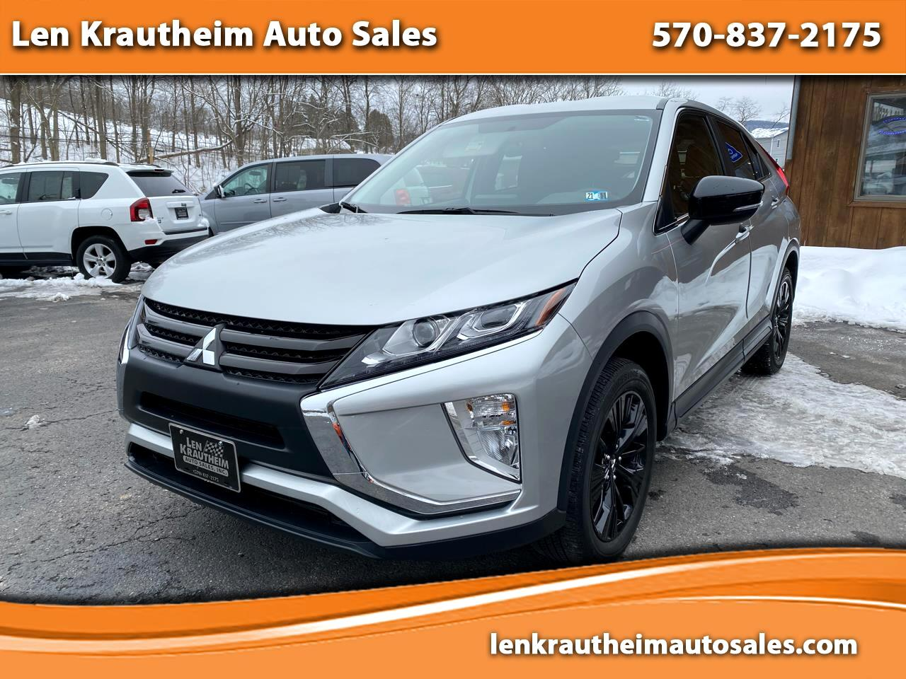 Mitsubishi Eclipse Cross LE AWD 2018