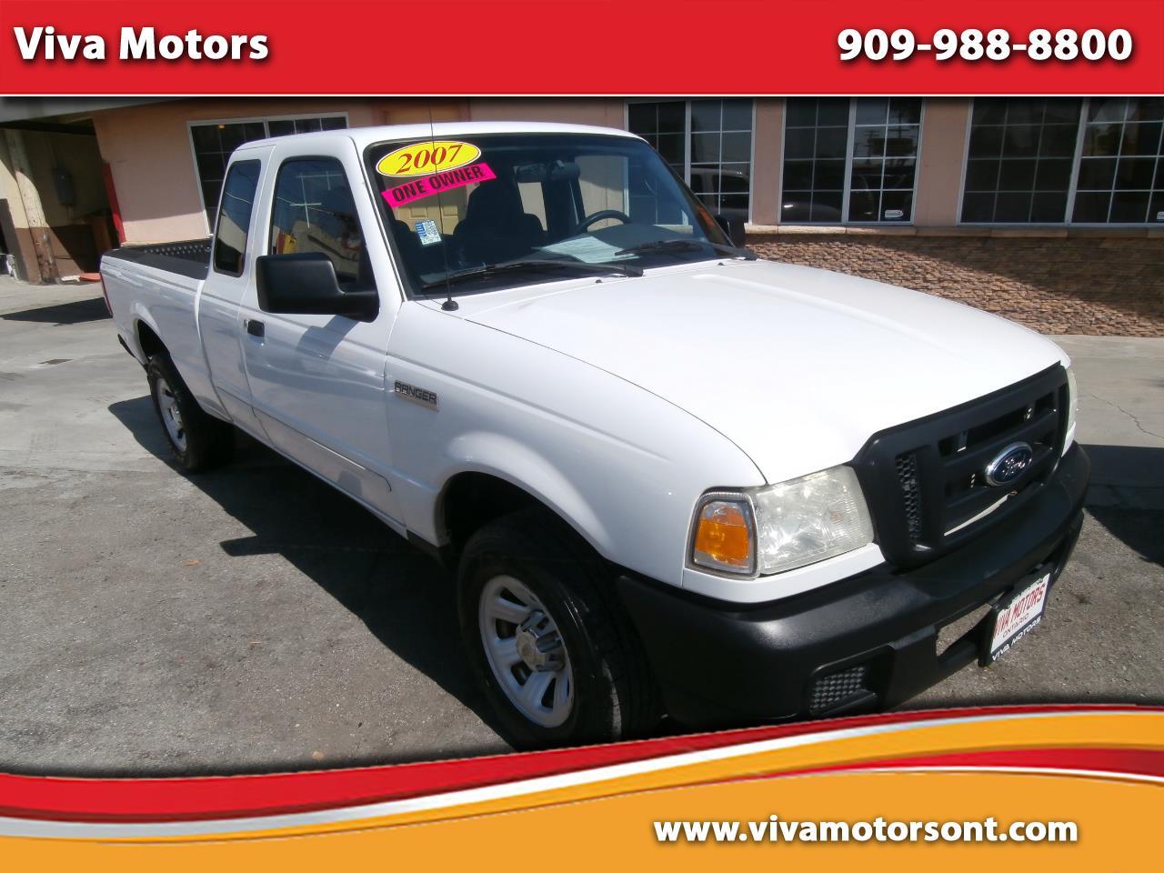 """Ford Ranger 2WD 2dr SuperCab 126"""" XLT 2007"""