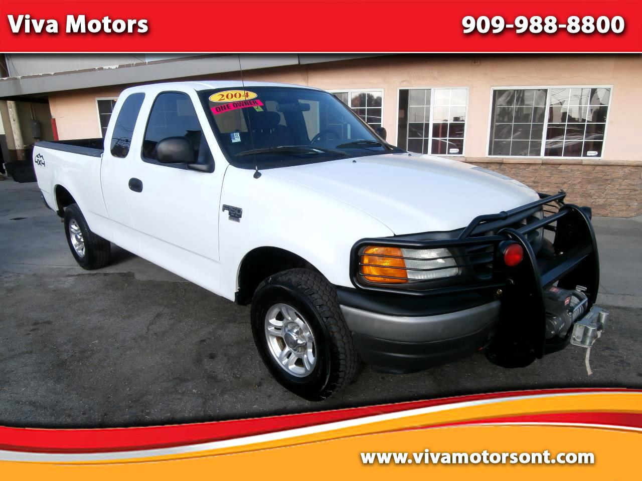 "Ford F-150 Heritage Supercab 157"" XL 4WD 2004"