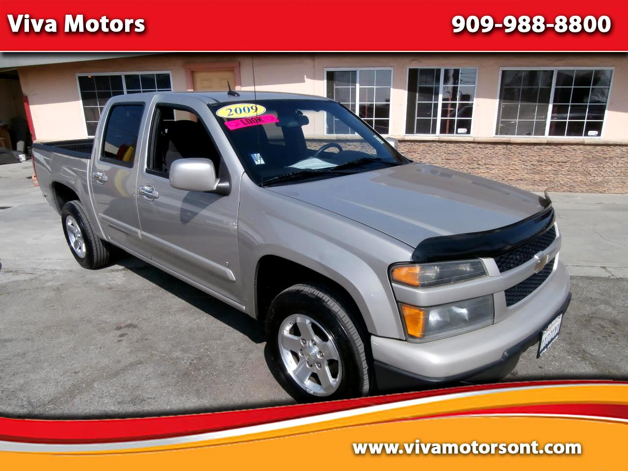 "Chevrolet Colorado 2WD Crew Cab 126.0"" LT w/1LT 2009"