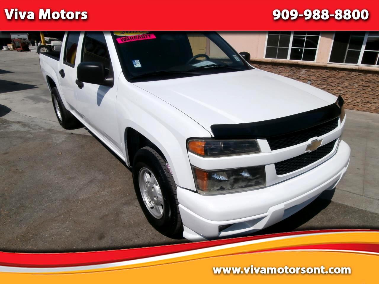 "Chevrolet Colorado 2WD Crew Cab 126.0"" LT w/1LT 2008"