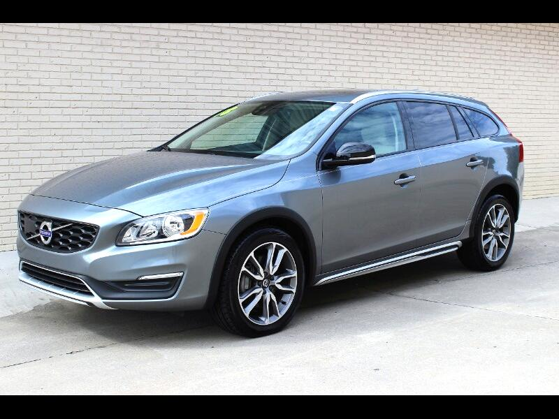 Volvo V60 Cross Country T5 2018