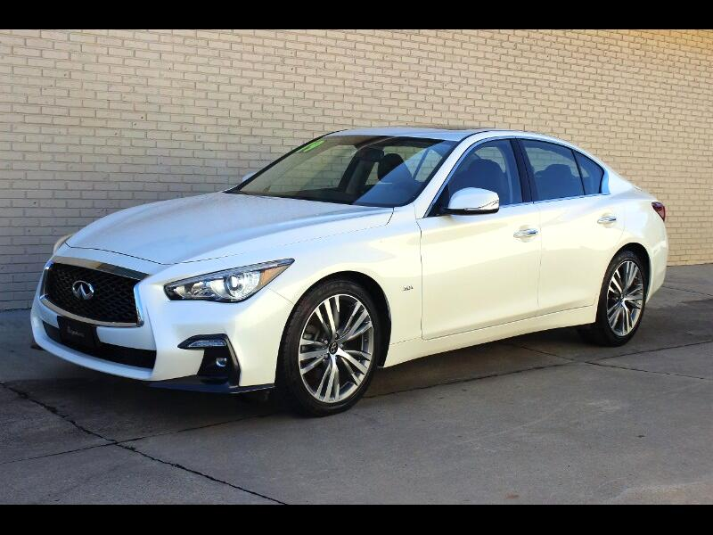 Infiniti Q50 3.0t Signature Edition AWD 2019