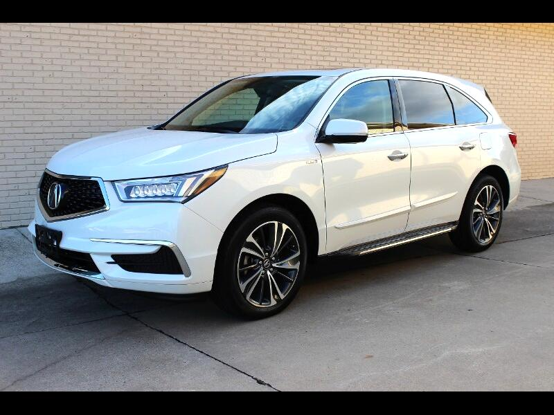 Acura MDX Sport Hybrid SH-AWD w/Technology Package 2020