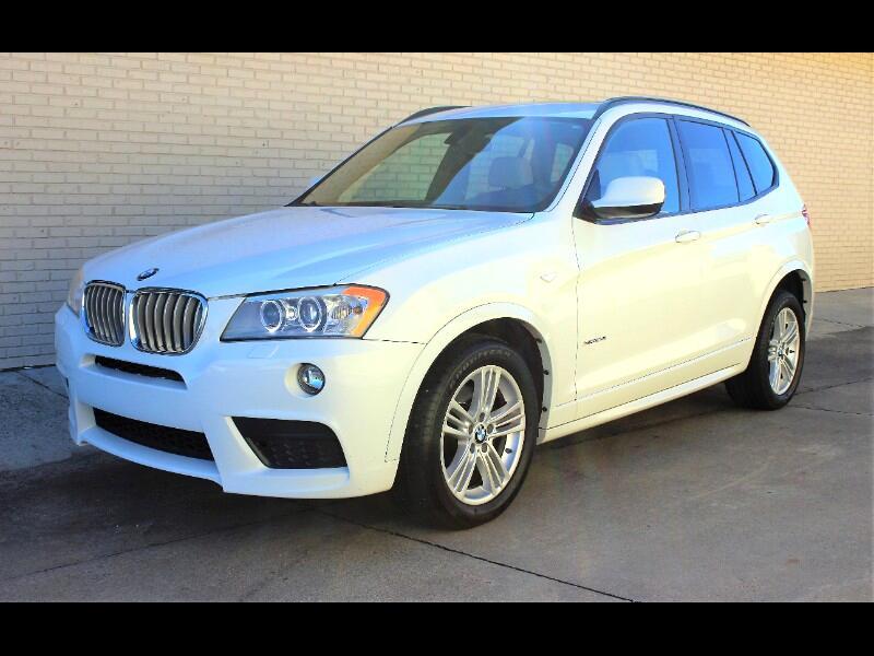 BMW X3 xDrive28i 2012