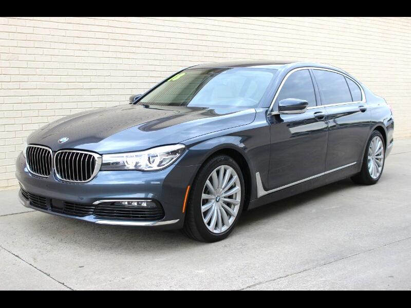 BMW 7-Series 740i 2018