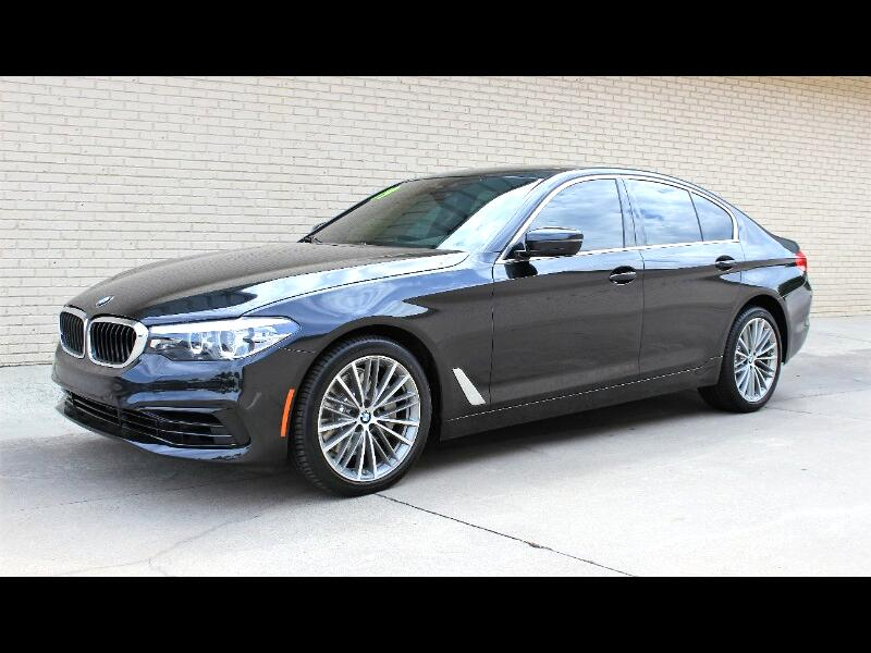 BMW 5-Series 530i 2019