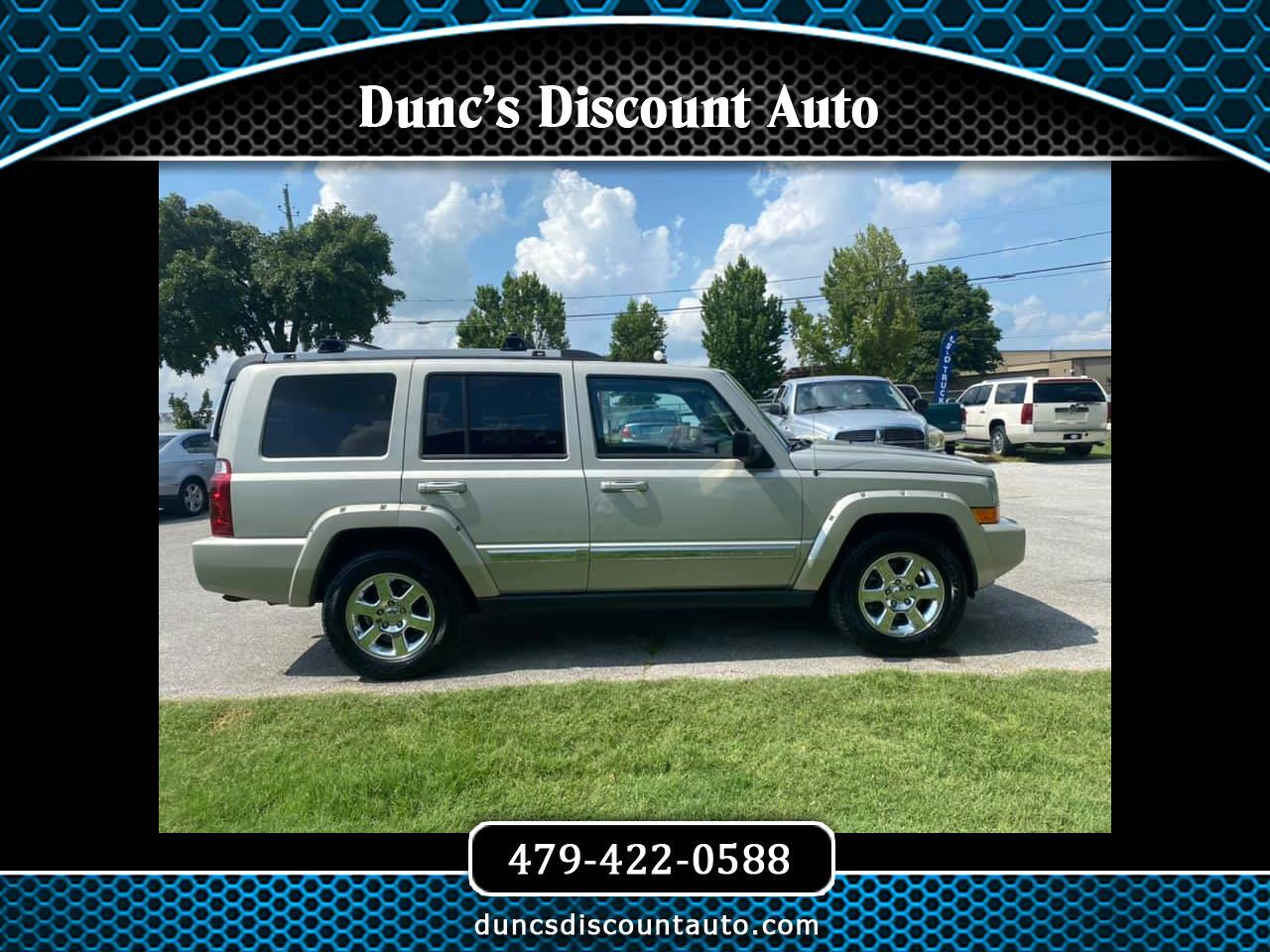 Jeep Commander Limited 2WD 2008