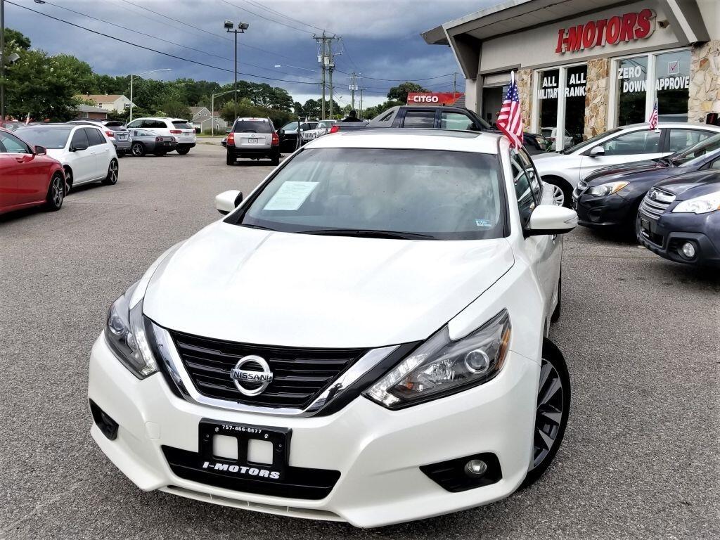 Nissan Altima 4dr Sdn I4 2.5 SL 2016
