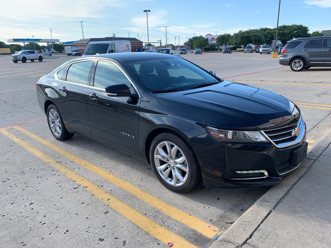 Chevrolet Impala 4dr Sdn LT w/1LT 2018