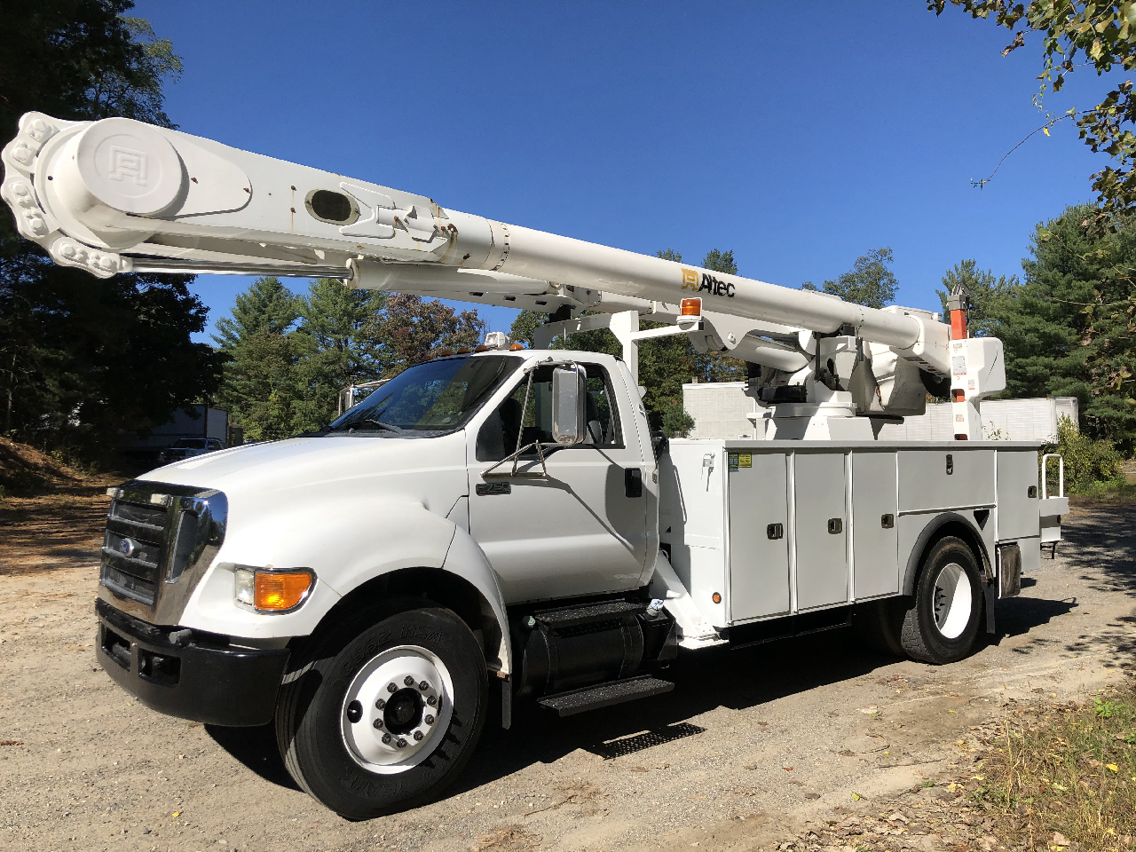 Ford F750  2011