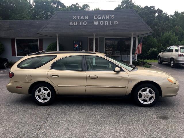 2000 Ford Taurus Wagon SE