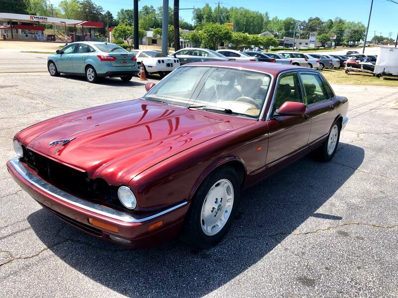 Jaguar XJ Sedan XJ6 1995