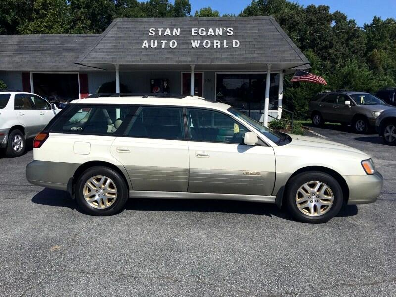 2002 Subaru Outback Limited Wagon