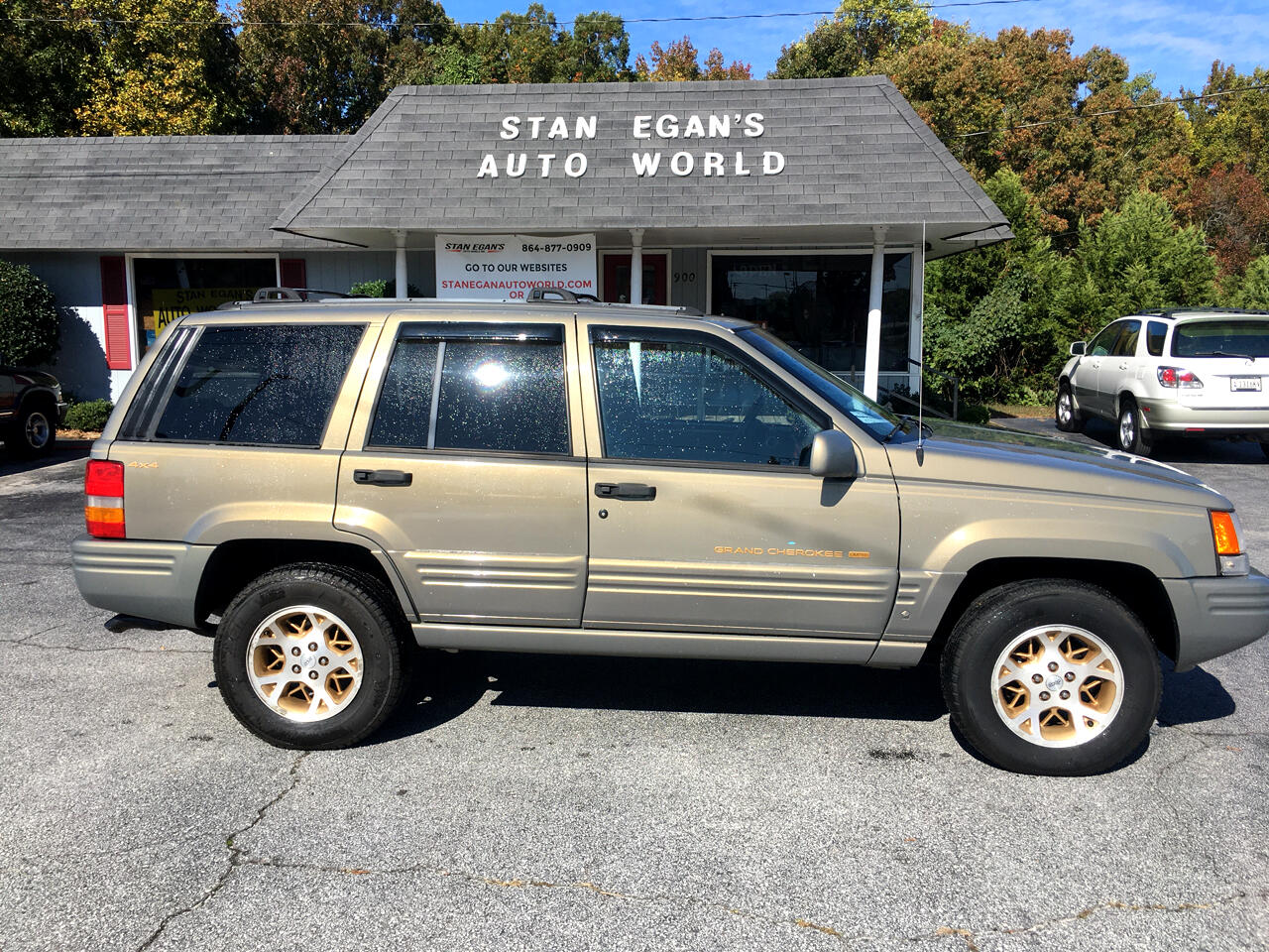 Jeep Grand Cherokee 4dr Limited 4WD 1997