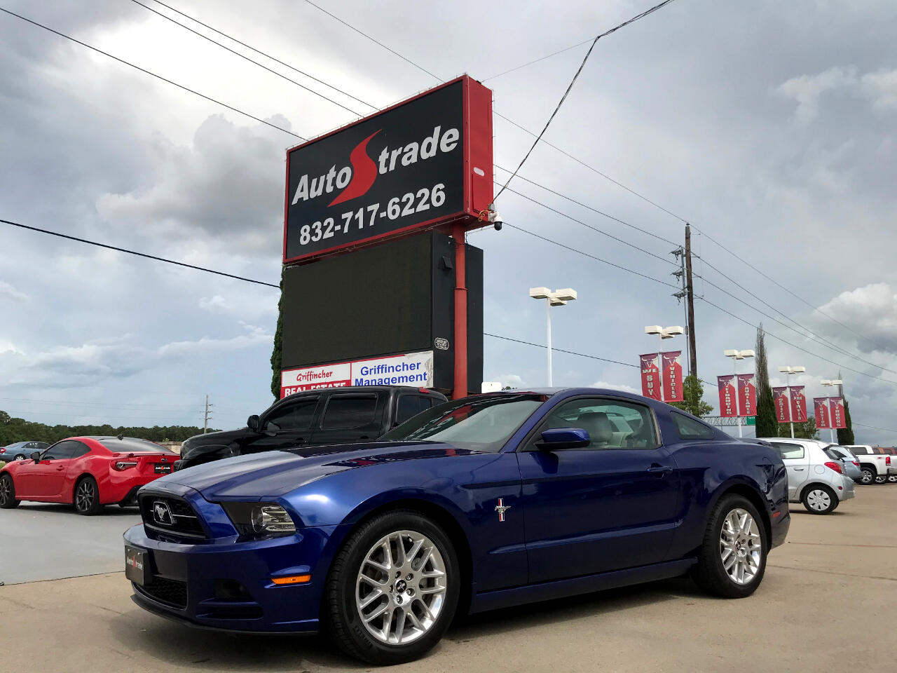 Ford Mustang 2dr Cpe V6 Premium 2014