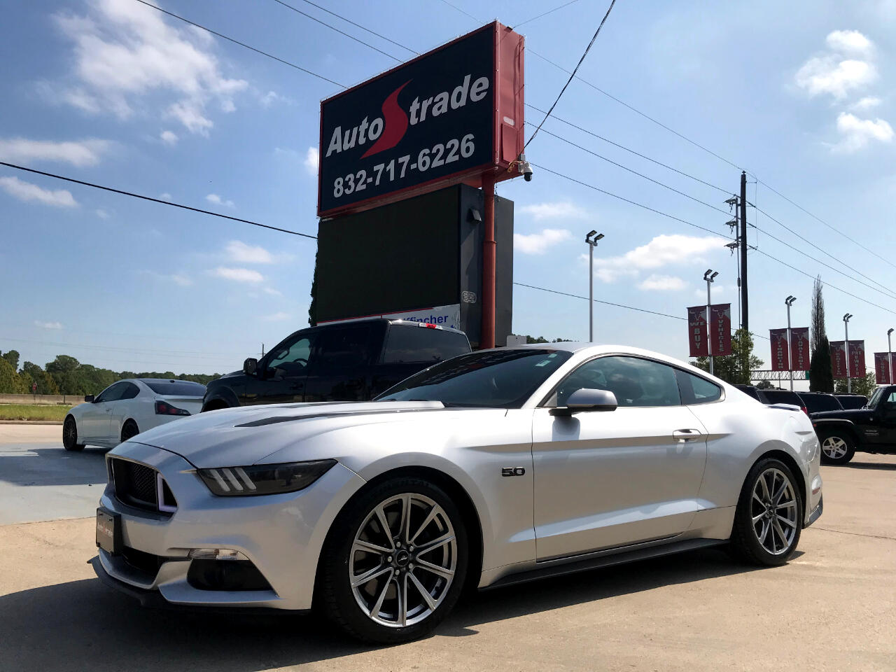 Ford Mustang 2dr Fastback GT Premium 2015