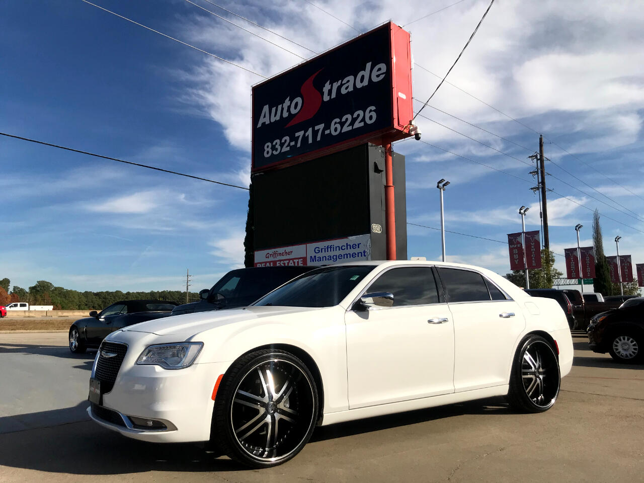 Chrysler 300 4dr Sdn 300C RWD 2016