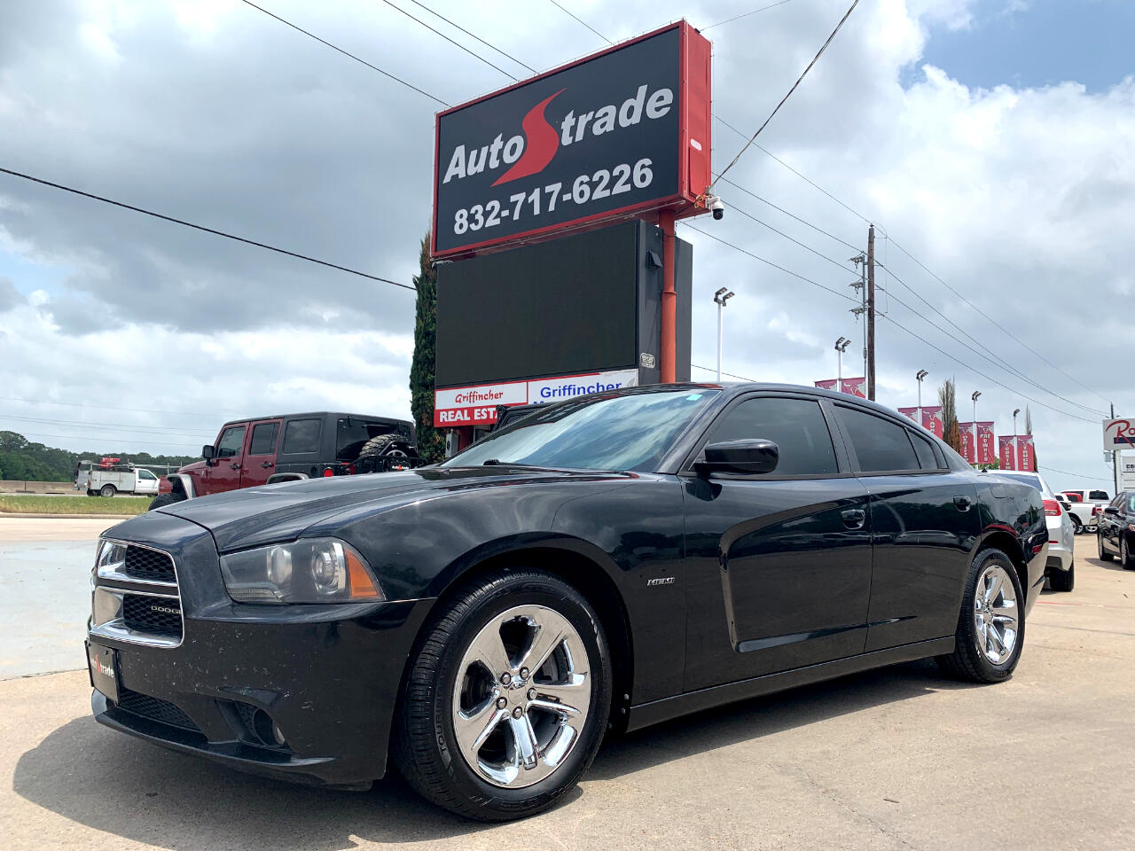 Dodge Charger 4dr Sdn RT RWD 2013