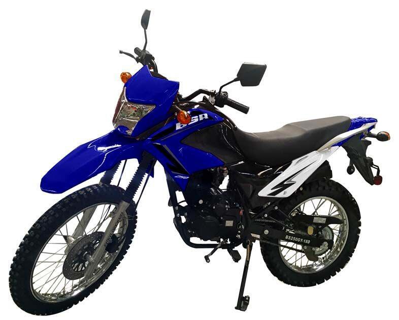 Bashan BSR250  2020