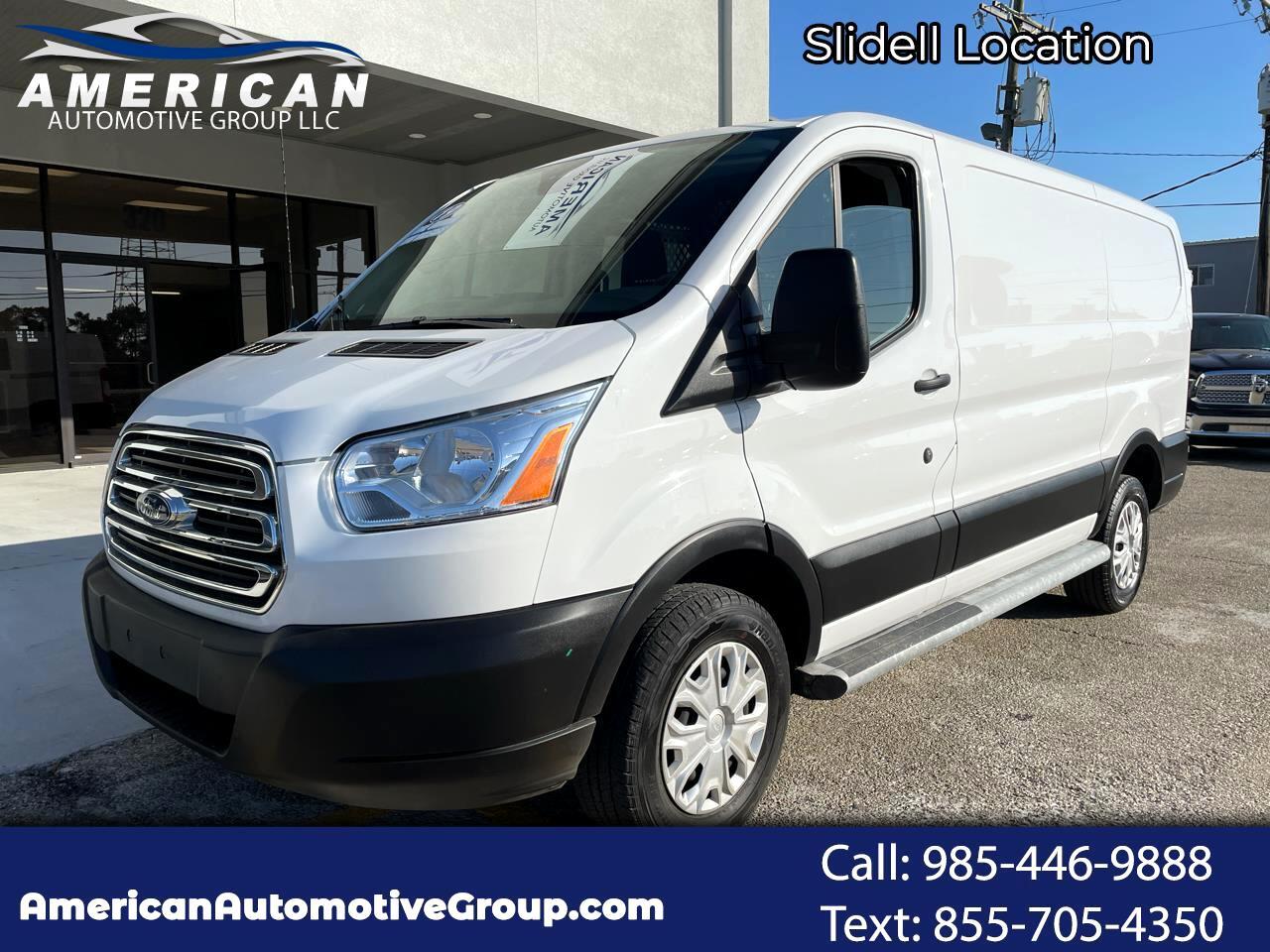 Ford T250 Vans Cargo LR RH Slide 130 2019
