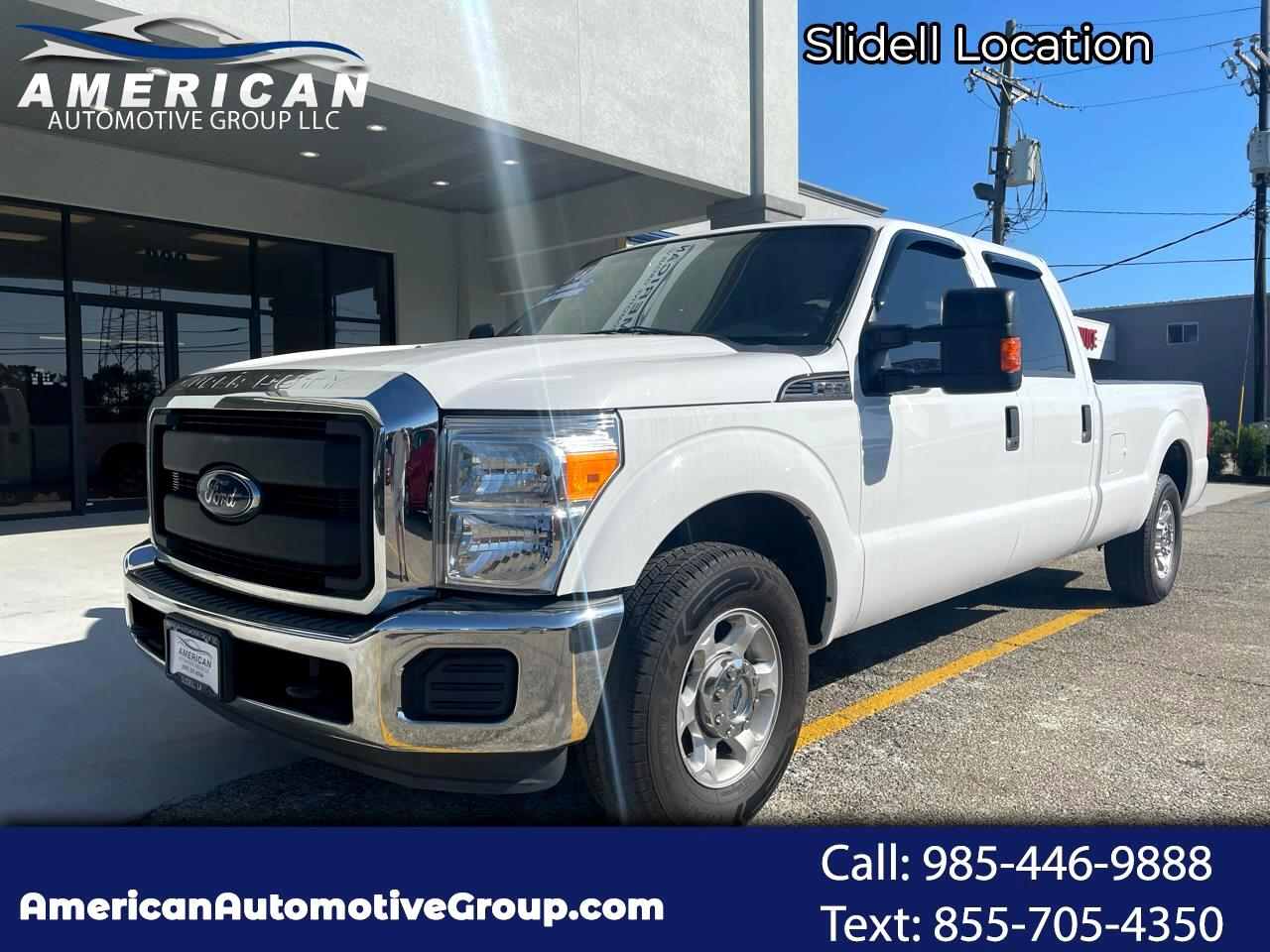 Ford F-350 SD XL Crew Cab 2WD 2016