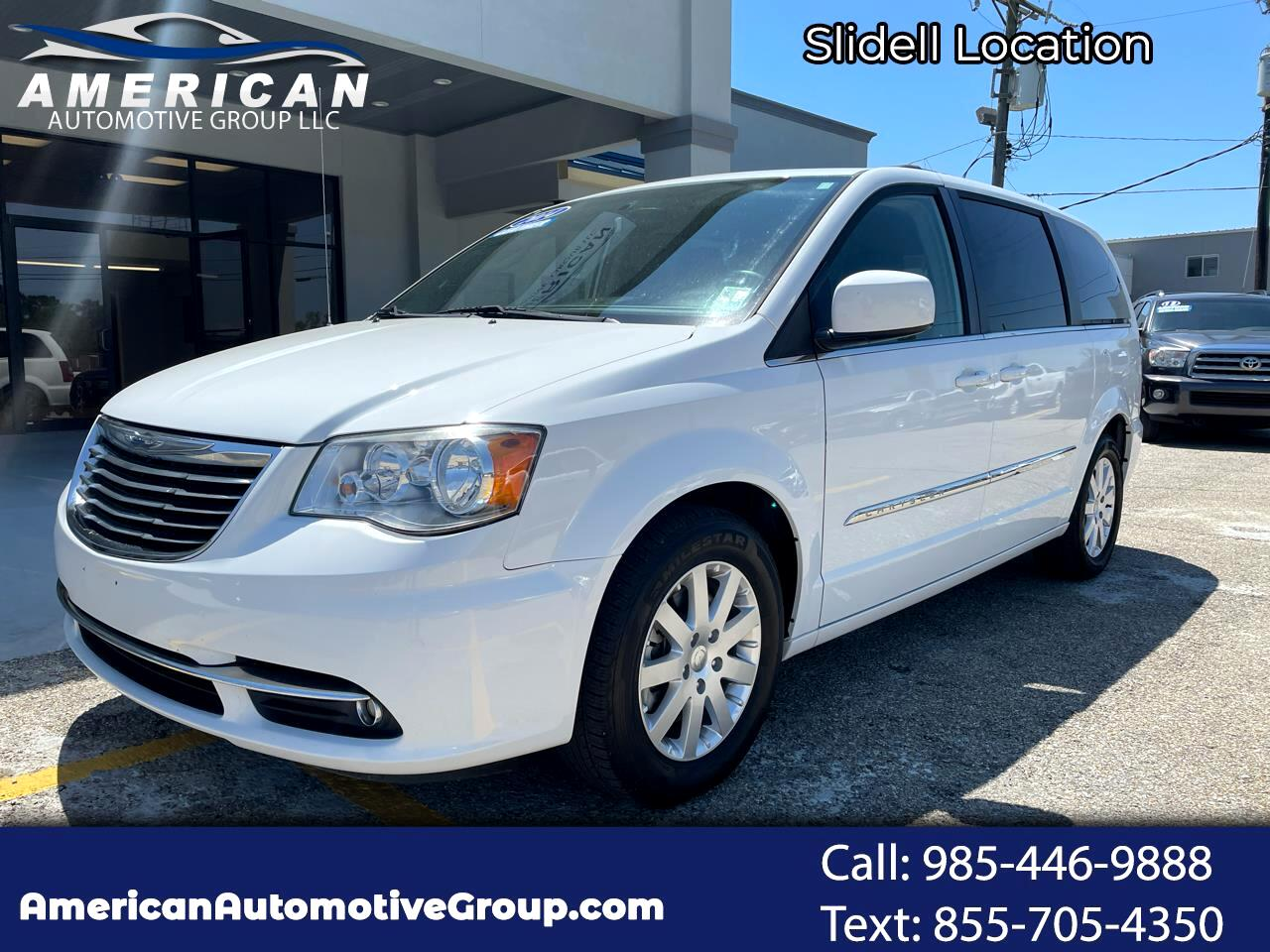 Chrysler Town & Country 4dr LWB Touring FWD 2014