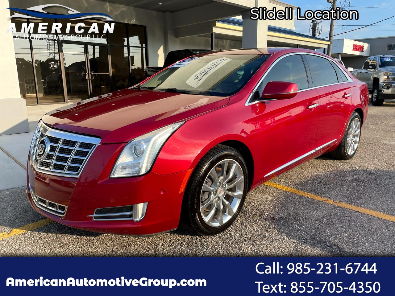 Cadillac XTS Premium FWD 2015