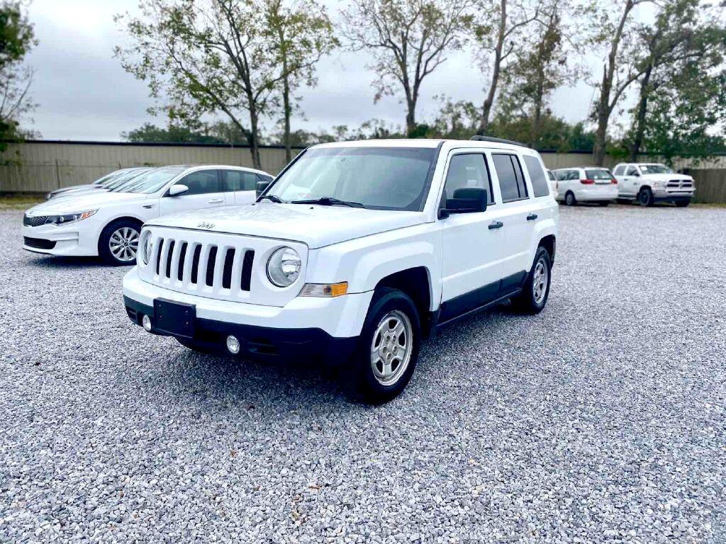 Jeep Patriot Sport 2WD 2016