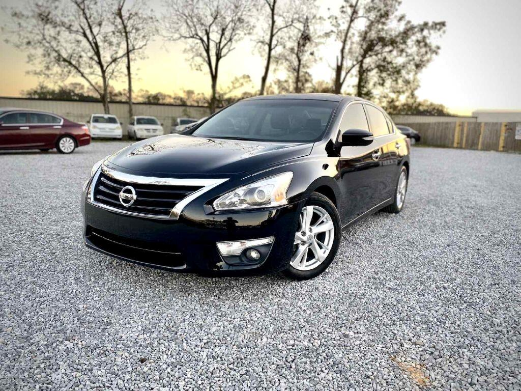 Nissan Altima 2.5 SL Sedan 2013