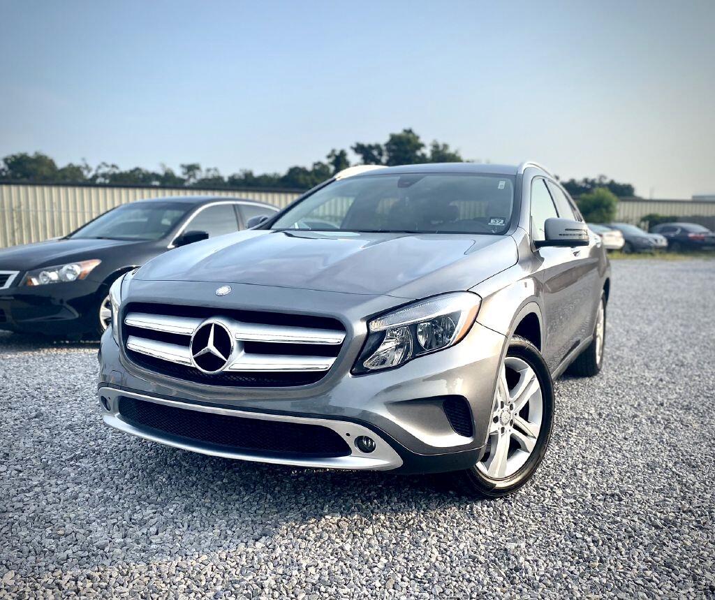 Mercedes-Benz GLA-Class GLA250 4MATIC 2016