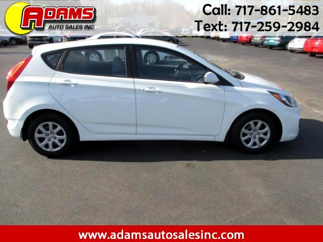 2012 Hyundai Accent GS 5-Door