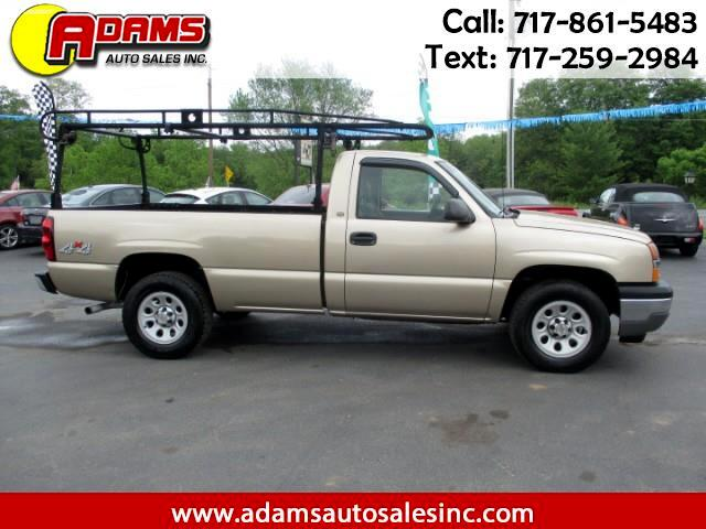2005 Chevrolet Silverado 1500 Long Bed 4WD