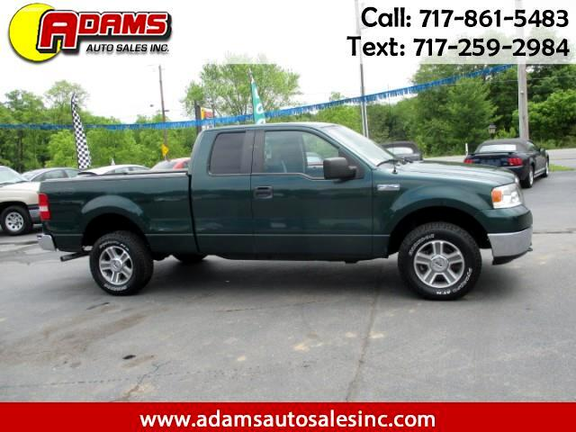 2008 Ford F-150 XLT SuperCab Short Box 4WD