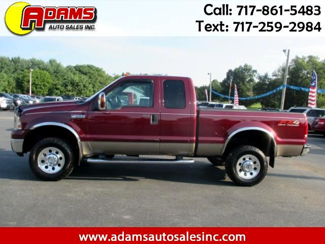 2007 Ford F-250 SD XLT SuperCab 4WD