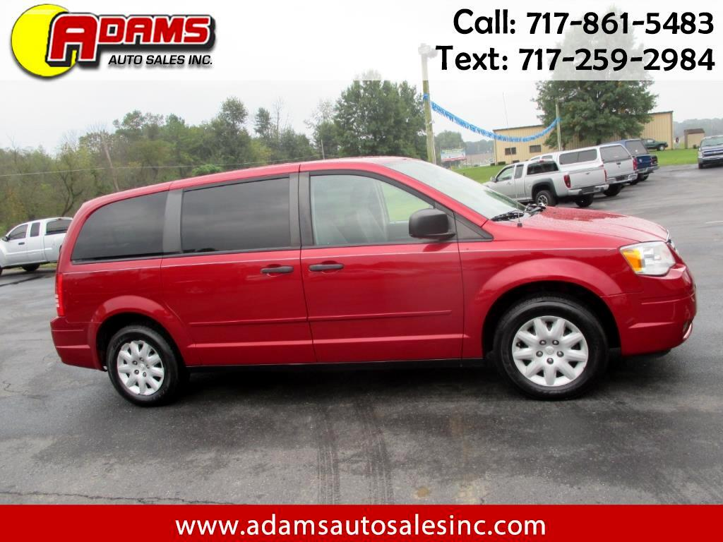 2008 Chrysler Town & Country 4dr Wgn LX