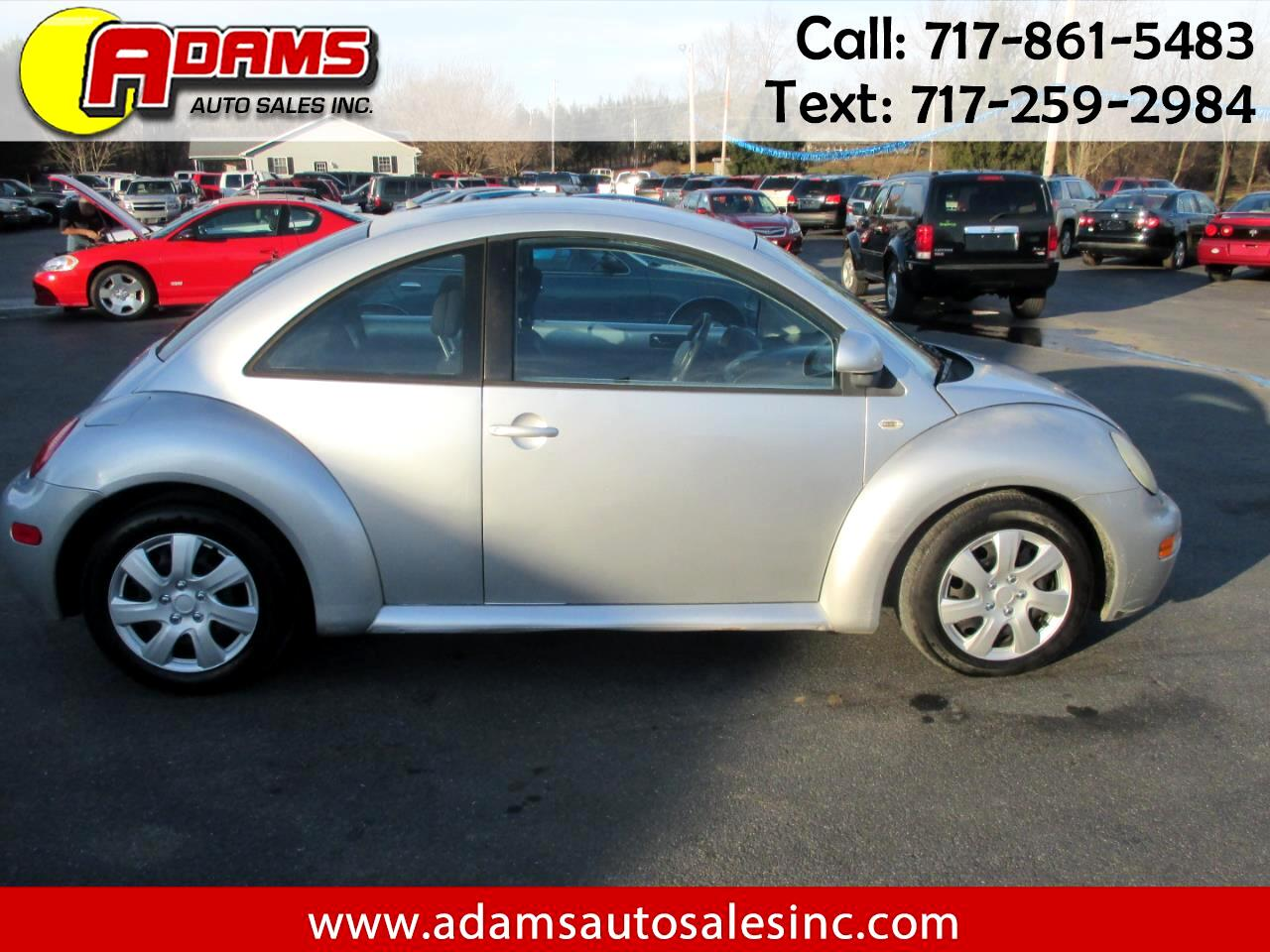 1999 Volkswagen New Beetle 2dr Cpe GL Auto