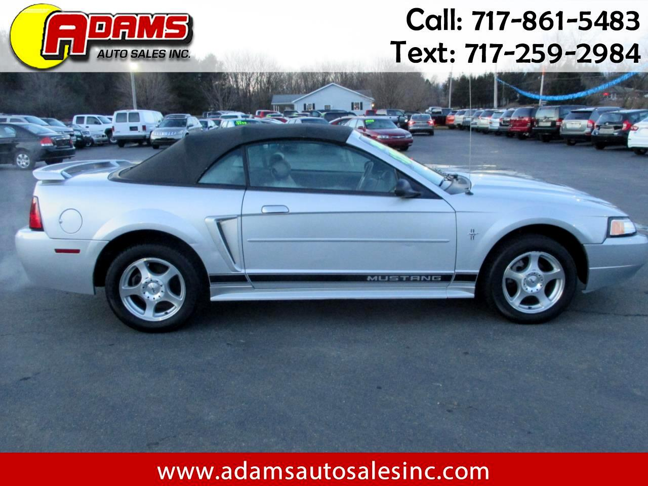 2003 Ford Mustang 2dr Conv Premium