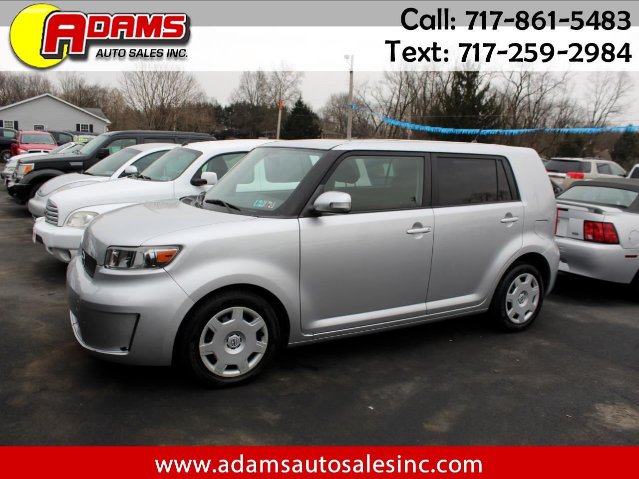 2009 Scion xB 5dr Wgn Man (Natl)
