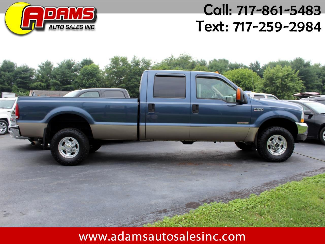 2004 Ford Super Duty F-350 SRW 4WD Crew Cab 172