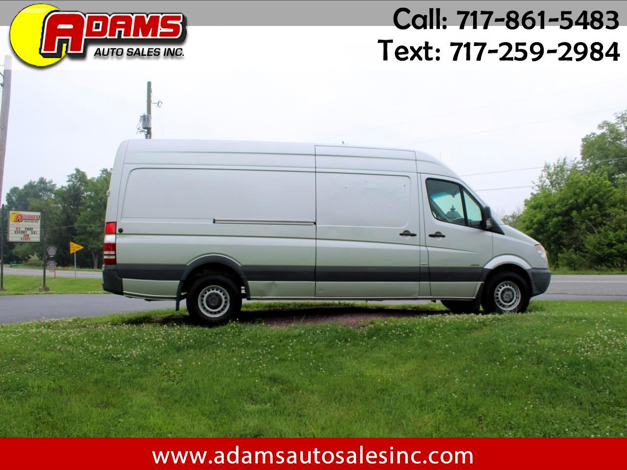 2011 Mercedes-Benz Sprinter Cargo Vans 2500 170