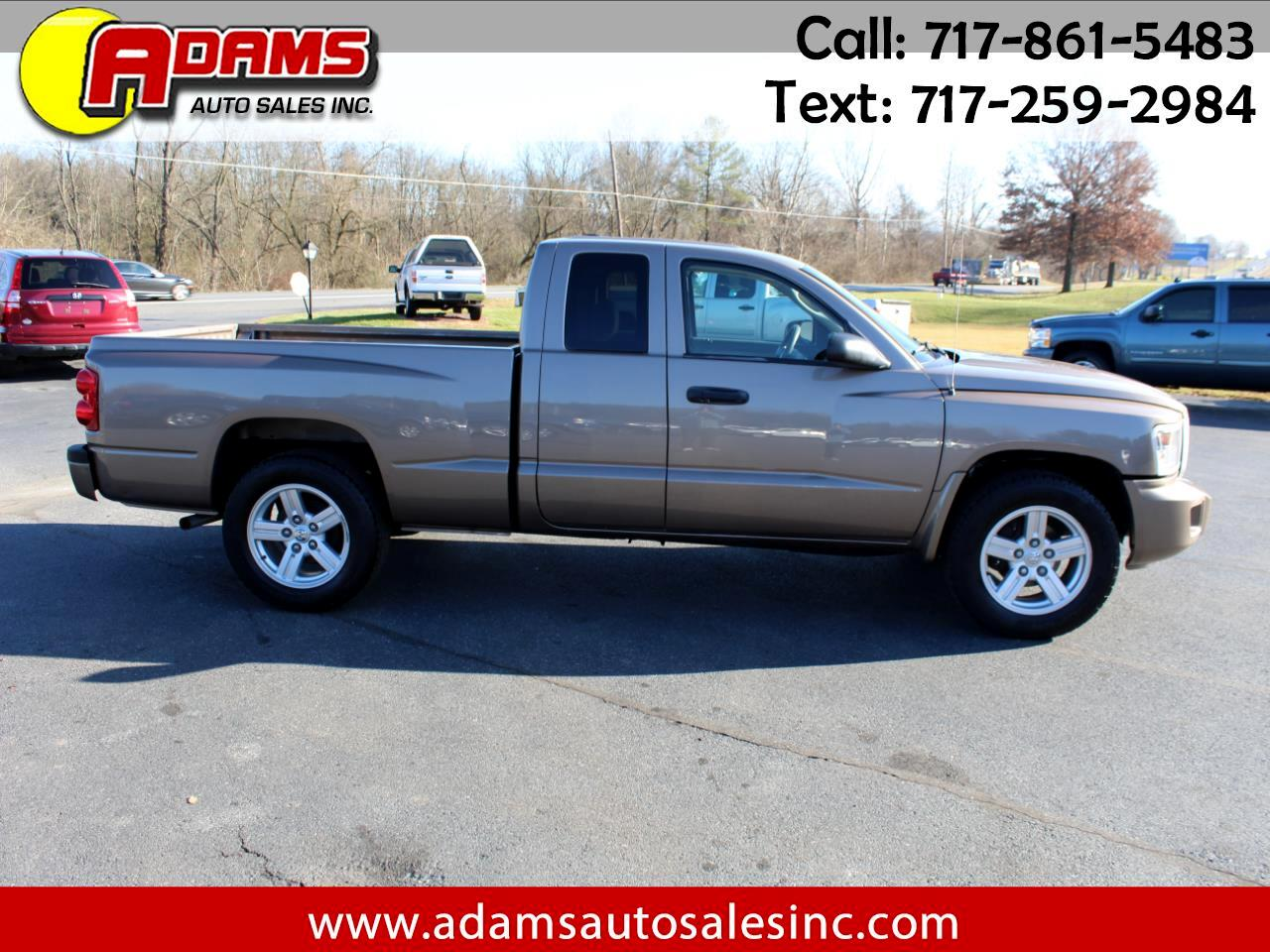 Dodge Dakota 2WD Ext Cab Bighorn/Lonestar 2009