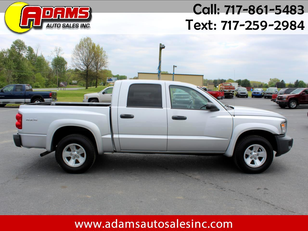 Dodge Dakota 4WD Crew Cab SXT 2008
