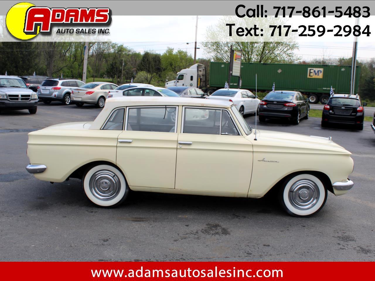 AMC Rambler  1961