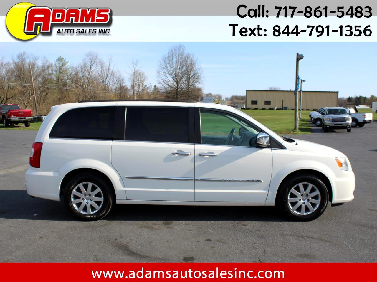 Chrysler Town & Country 4dr Wgn Touring-L 2011